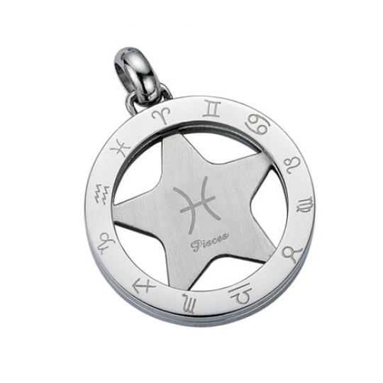 Přívěsek Zodiac Ryby PSS67