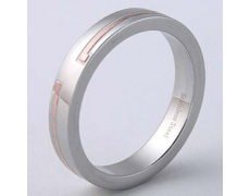 Prsten  z chirurgické oceli RSCPR01