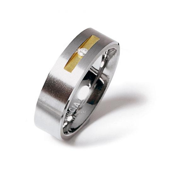 Titanový prsten Boccia 0101-08
