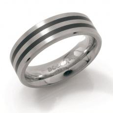 Titanový prsten Boccia 0101-17