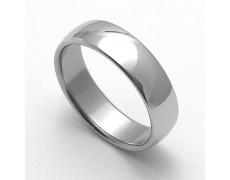Ocelový snubní prsten RZ16000