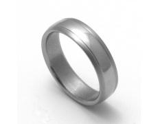 Pánský titanový snubní prsten TTN1601