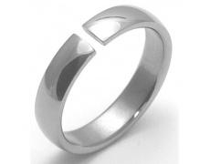 Pánský titanový snubní prsten TTN3301