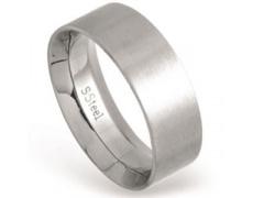 Ocelový prsten RSSO266