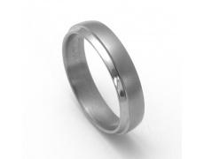 Pánský titanový snubní prsten TTN0801