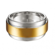Prsten Esprit Golden Curve ESRG-91569A