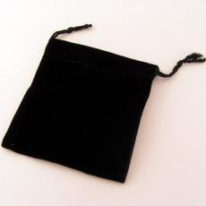 Dárkový sáček černý 32100-99