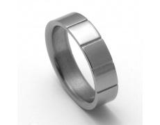 Pánský titanový snubní prsten TTN2001