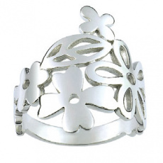Stříbrný prsten Cacharel CAR079, materiál stříbro 925/1000, váha: 3.80g