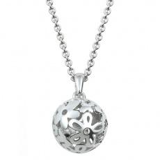 Stříbrný náhrdelník Cacharel CAC23240, materiál stříbro 925/1000, váha: 5.80g