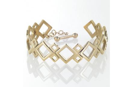 Náramek Storm Harlequin Bracelet Gold