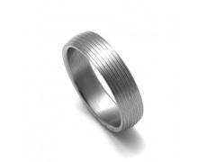 Pánský titanový snubní prsten TTN0601