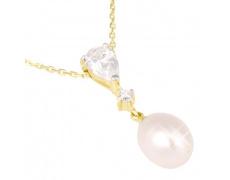 Zlatý náhrdelník Praxis A3029-012